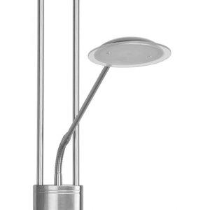Vloerlamp staal Strato detail