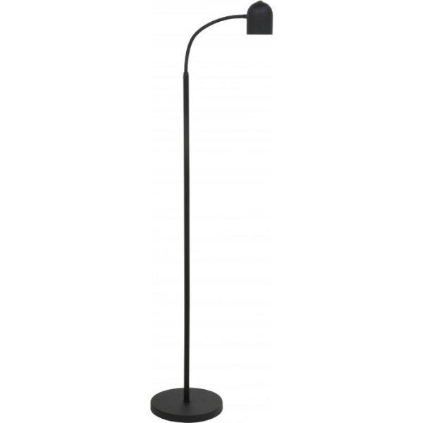 Vloerlamp zwart Umbria 120cm