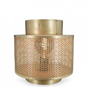 Tafellamp brons Vincenza 30cm