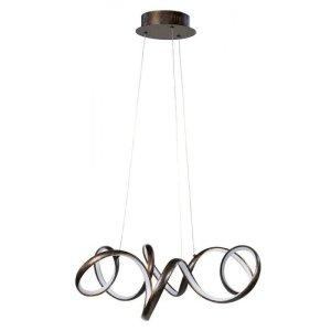 Hanglamp roestbruin Arte 65cm