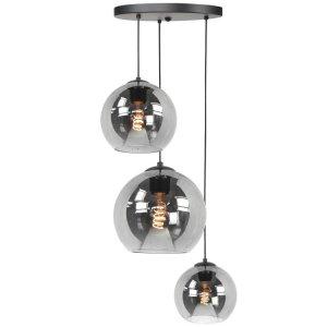Hanglamp smoke fantasy Max 3 lichts