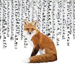 Servetten Wilderness Fox 33x33
