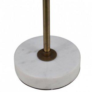 Tafellamp brons Catania 33cm detail