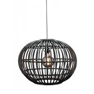 Hanglamp zwart Ruby 60cm