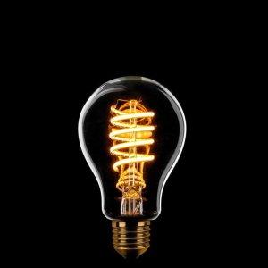Lichtbron LED Standaard spiraal helder 8W dimbaar