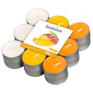 geurtheelichtjes mango 18x4uur