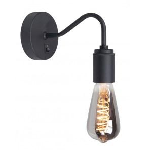 Highlight Wandlamp zwart Collo lichts