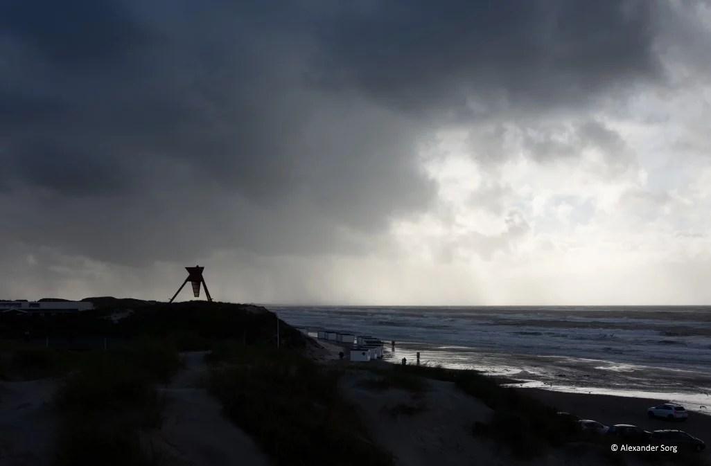 Urlaub Dänemark Regen