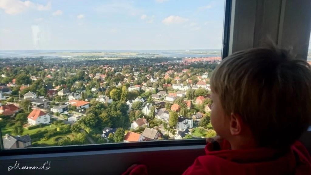Aalborgtårnet Aussicht