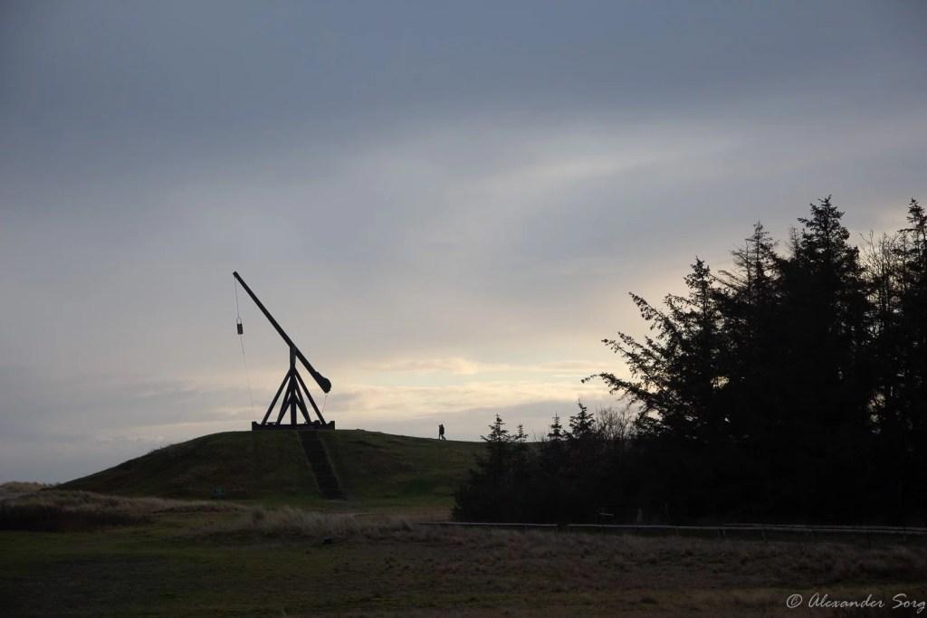 Leuchtfeuer Skagen Dänemark