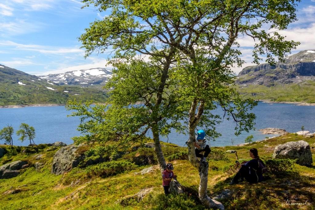 Urlaub mit Kindern in Norwegen Meermond
