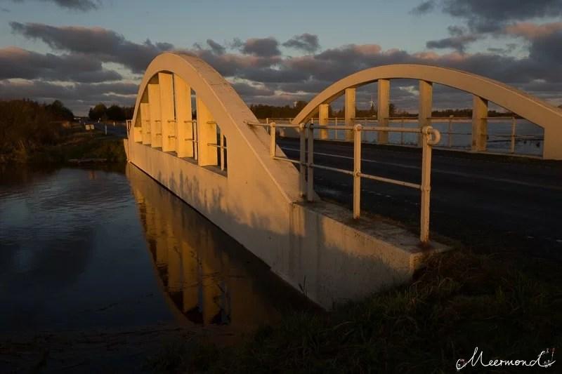 Dänemark Vildmose Brücke