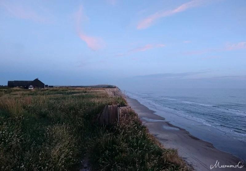 Steilküste Dänemark Lönstrup