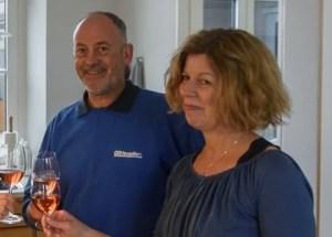 Weingut Weinanbau Nordjütland Gitte und Jan Lunde