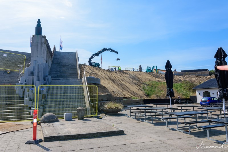Treppe Hirtshals Monument og Trappen