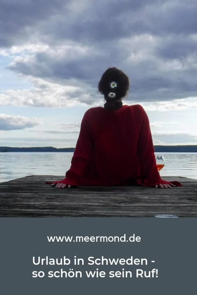 Urlaub Schweden Meermond Pinterest