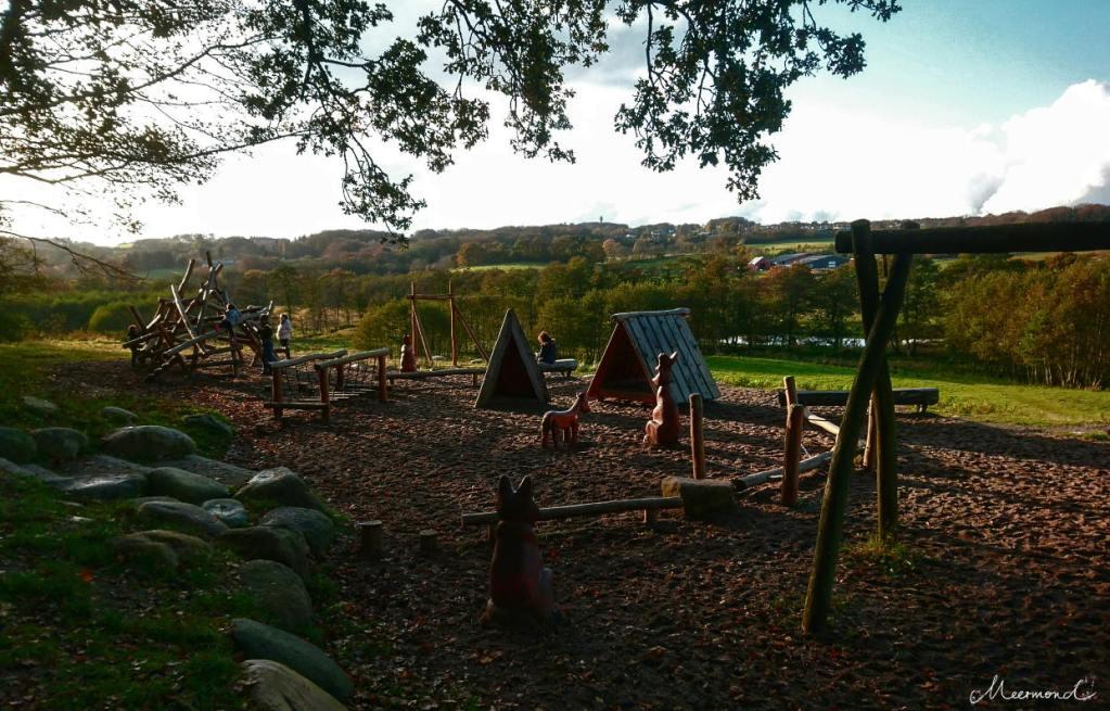 Spielplatz Bangsbo Tiergarten