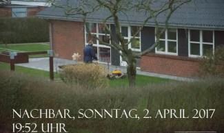 Rasenmähen in Dänemark