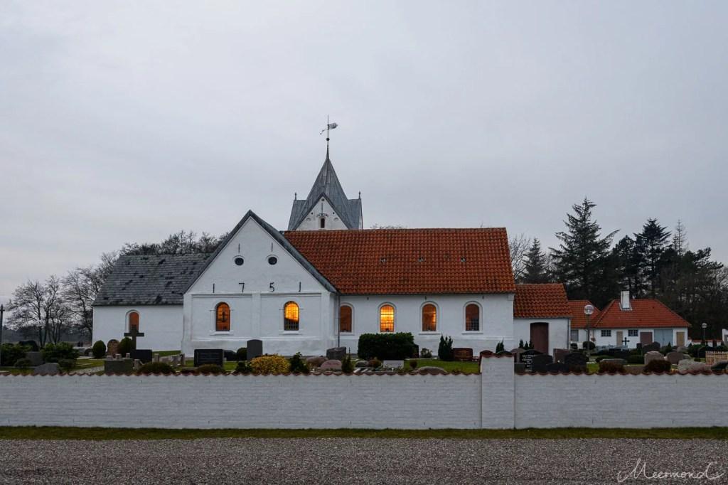 Kirche St. Clemens auf Rømø
