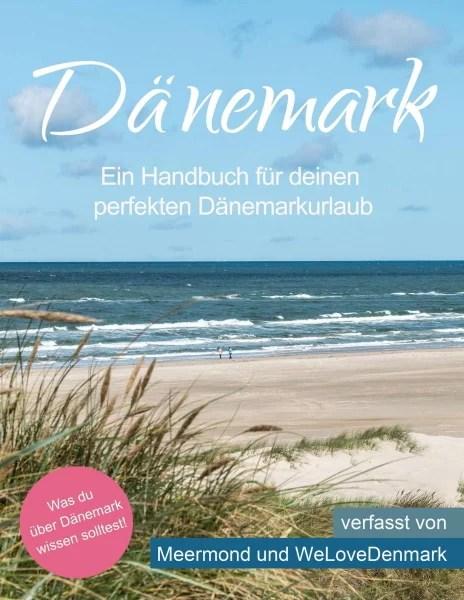 Deckblatt der Dänemark-Broschüre