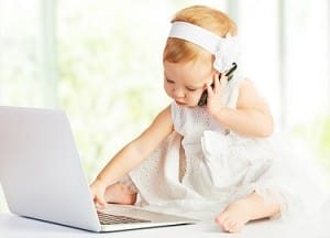 Laat de telefoon niet je kind overheersen!