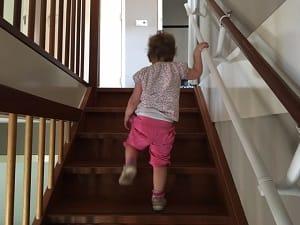 De Stairtrainer, je trap veiliger maken voor je kind