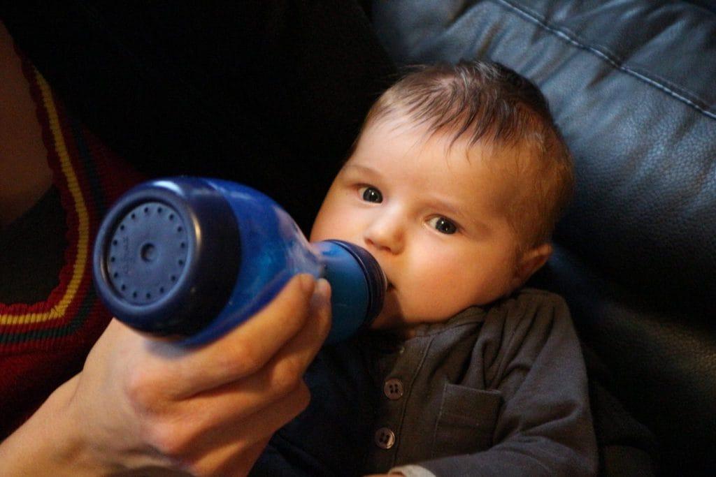 De populairste babyfles is nog altijd van Difrax