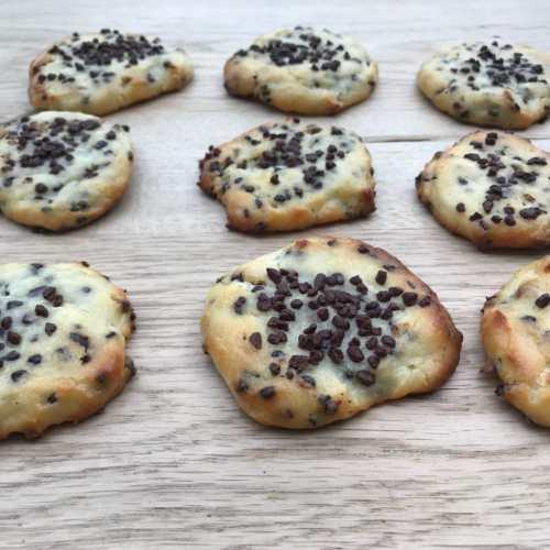 Lieke bakt: Chocolate chip cheesecake cookies