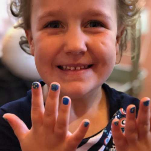 Met de Go Glam Nail Studio de nageltjes pimpen