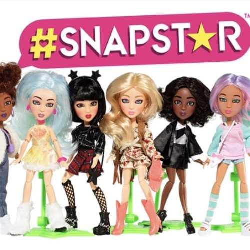 Spelen en stylen met de poppen van #Snapstar