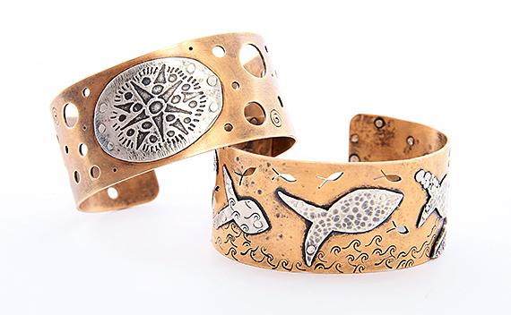 bronzecuffssunburstandfishlow