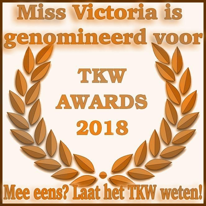 Miss Victoria is nominated for Best Mistress 2018!