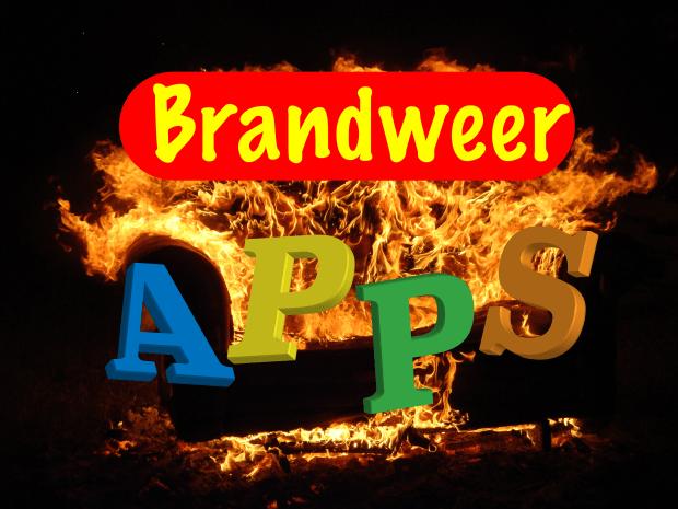 App thema Brandweer