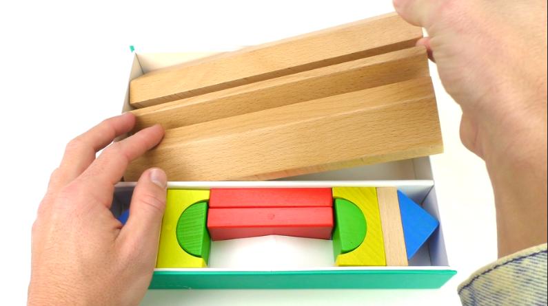 Blokken bouwen voor de iPad - Magik Play starter kit