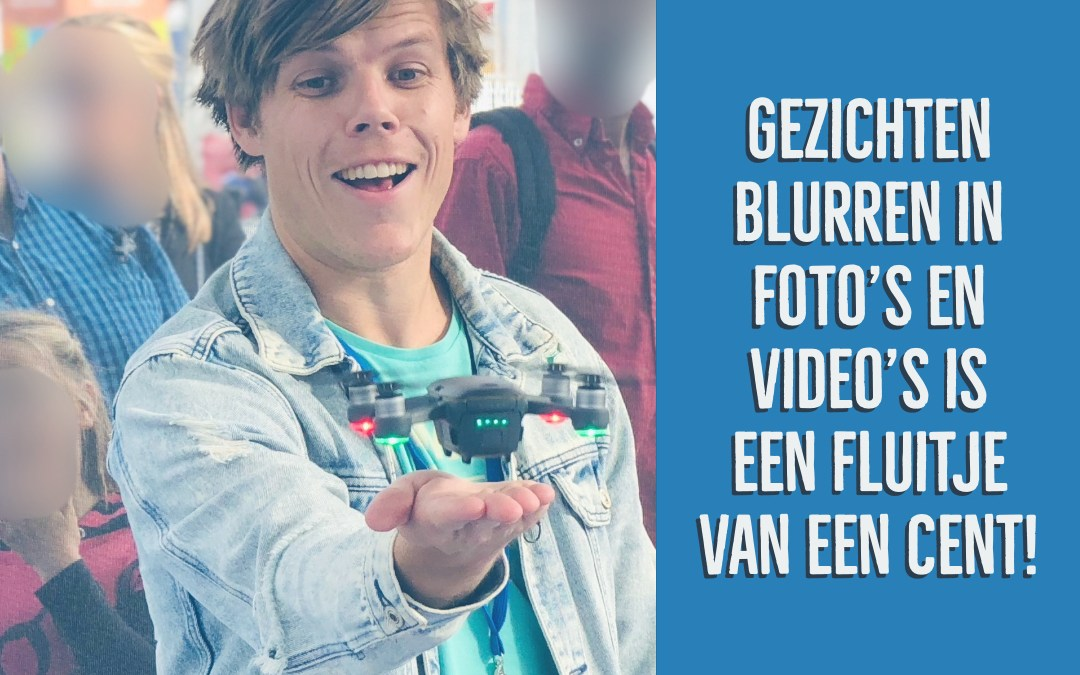 Tip van Meester Sander: Gezichten blurren in foto's en video's – AVG Proof