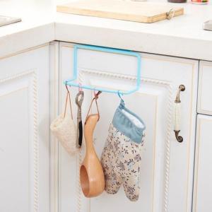 櫥櫃抹布架