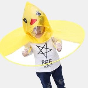 兒童UFO雨衣