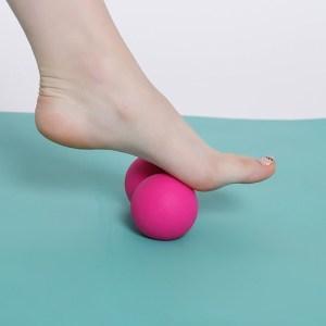 花生形筋膜球