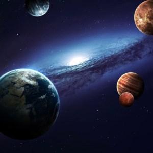 九大行星模型