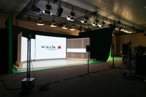 El CCIB inaugura un plató de 420 m² per a desenvolupar esdeveniments virtuals i híbrids
