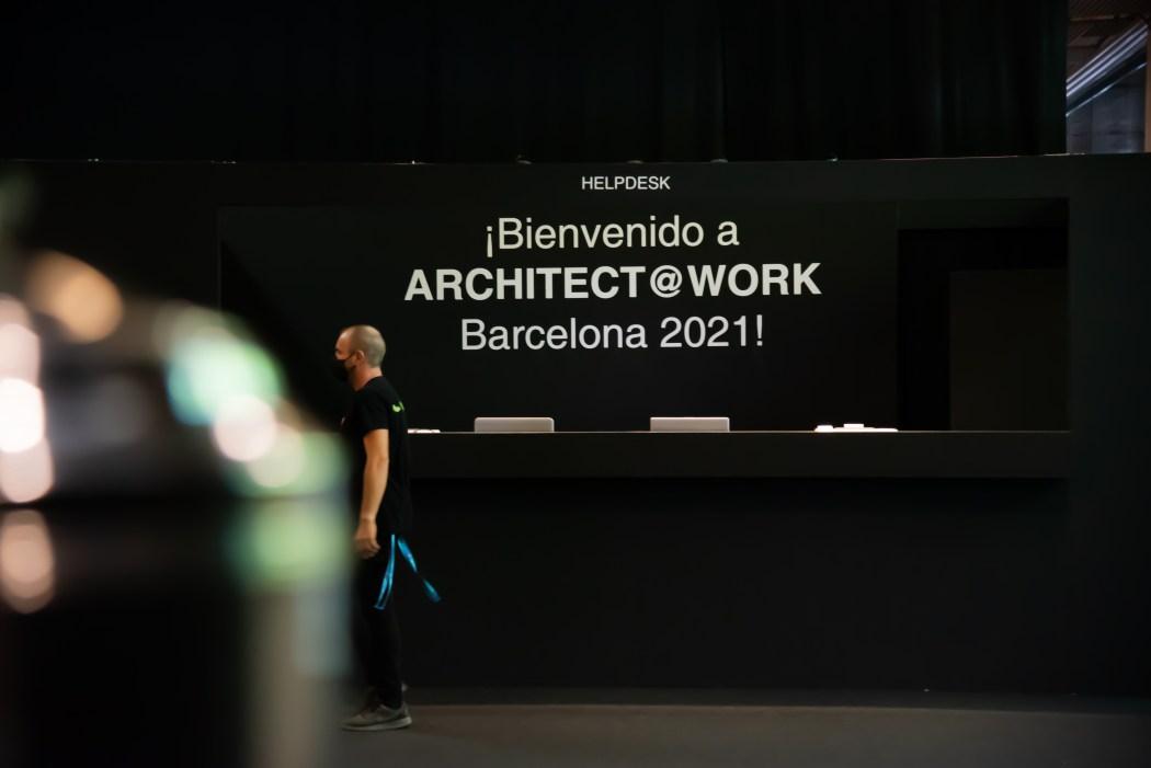 CCIB Architect&Work Barcelona