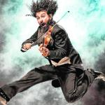 The virtuous Ara Malikian chooses the Forum Auditorium