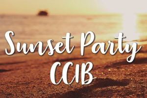 It's summer! Welcome to the Sunset Party of the CCIB