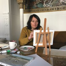 Art lessons Pigalle