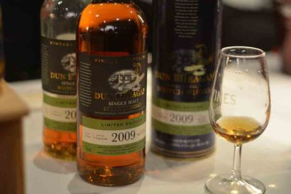 Excellent, and available for $55 at the LCBO: Dun Bheagan Islay Single Malt Scotch Whisky 2006 - 3 tix