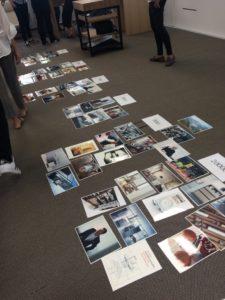 dann am mittwoch besuchten wir bulthaup und starteten dort mit einem kleinen bilderquiz bei dem wir die historie des unternehmens kennenlernten