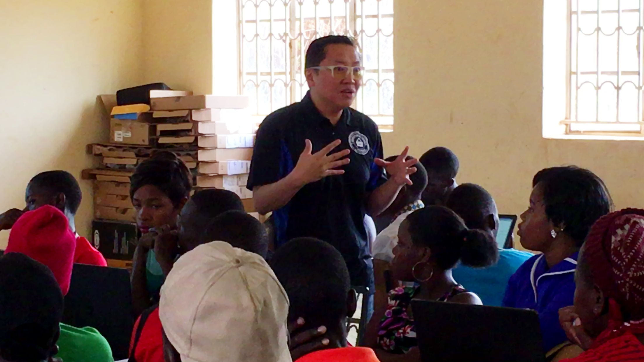Five Inspiring Lessons I Learned About Life (And Business) from Teaching in Uganda #techforgood