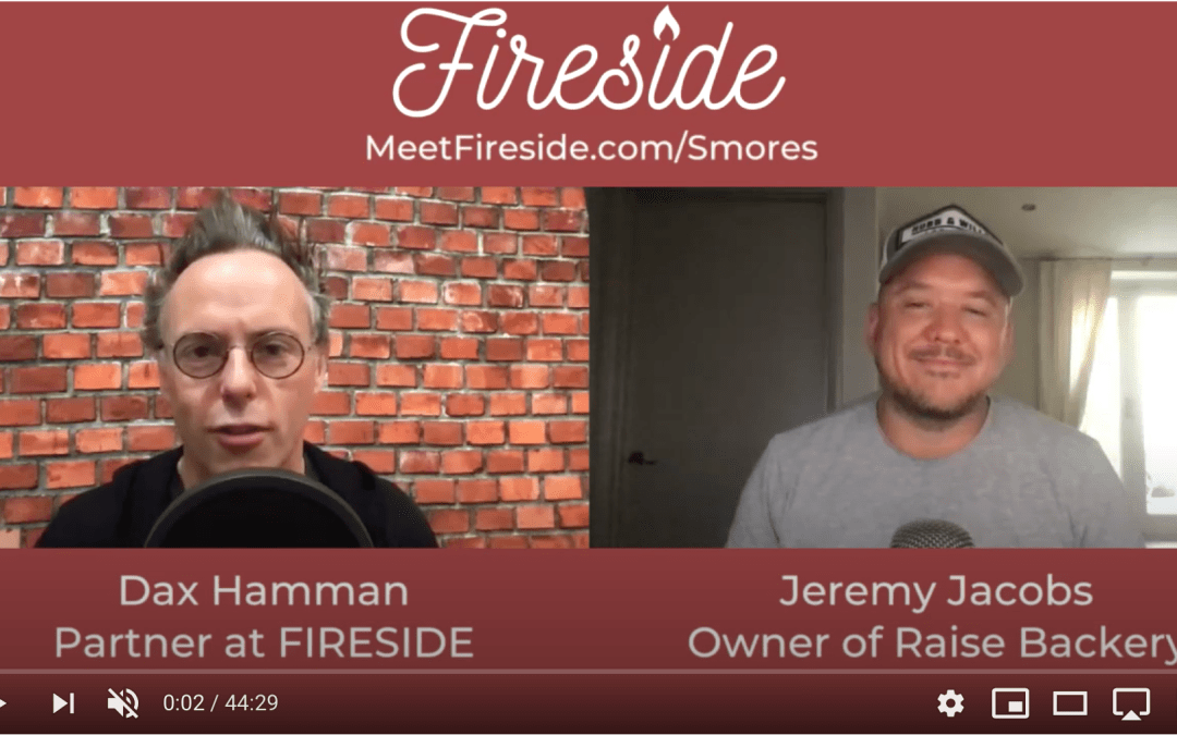 #0009 – Jeremy Jacobs, Founder of Raise Bakery