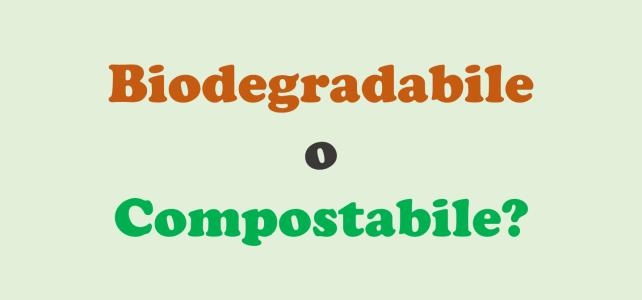 Skills in pills: biodegradabile e compostabile