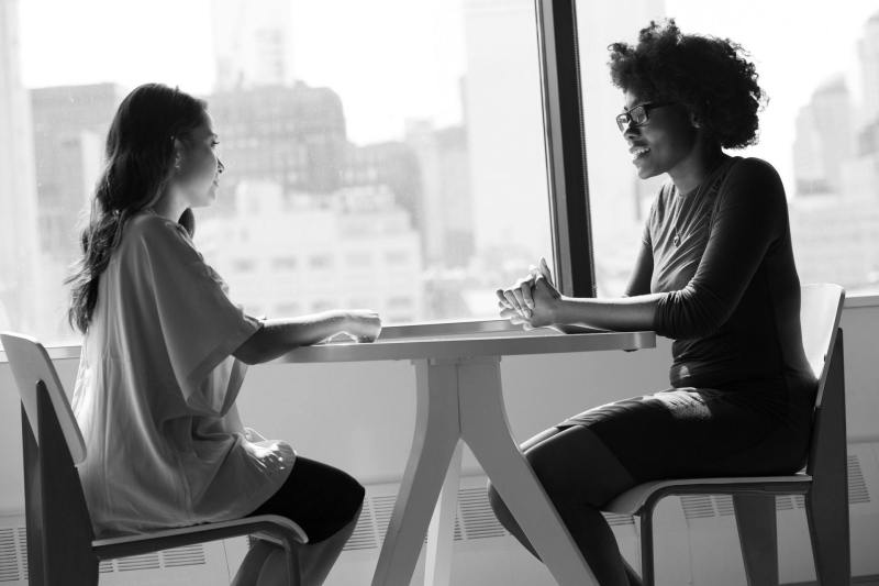 one-on-one meeting